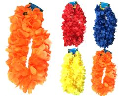 96 Units of 2pc Hawaii Flower Lei - Party Novelties