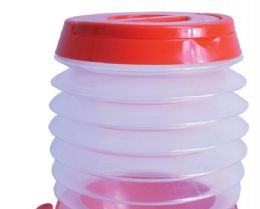 6 Units of Collapsible Beverage Dispenser - Food & Beverage