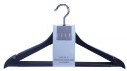 12 Units of Set Of 5 Premuim Non Slip Hangers - Hangers