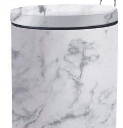 2 Units of 20 Liter Marble Stepbin - Waste Basket