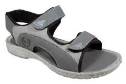 24 Units of Men's Sandals Assorted Colors - Men's Flip Flops and Sandals
