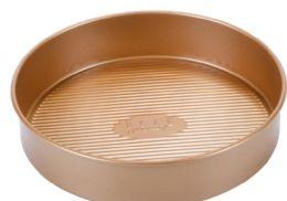 12 Units of Non Stick Round Pan Copper Finish - Pots & Pans