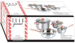 2 Units of 7 Piece Cookware Set - Pots & Pans