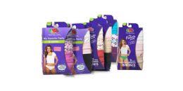 24 Units of Women's Fruit Of Loom 3 Pack Bikini Underwear, Size Large - Womens Panties & Underwear