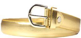 36 Units of Kids Belt In Gold - Belts