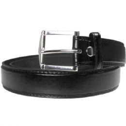 36 Units of Men's Belt with Design - Mens Belts