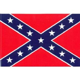 24 Units of Rebel Flag - Signs & Flags