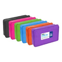 48 Units of Bazic Basic Multipurpose Utility Box - Pencil Boxes & Pouches