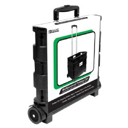"""3 Units of Bazic 16""""x18""""x15"""" Foldable Rolling Cart - Storage Holders and Organizers"""
