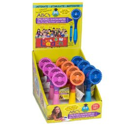 96 Units of Abc's Talking Crayon Writer - Toys & Games