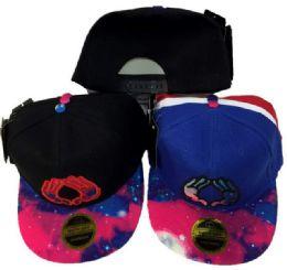 24 Units of Snapback Hat Pray In Hands - Baseball Caps & Snap Backs