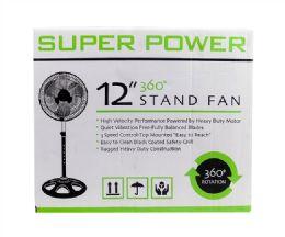 360 Degrees Fan - Electric Fans