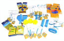 120 Units of Assorted Cleaning Set - Cleaning Products