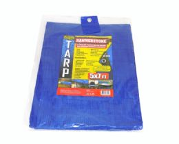 60 Units of Light Weight Tarps - Tarps