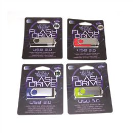 24 Units of Swivel USB In Clamshell - Cell Phone Accessories