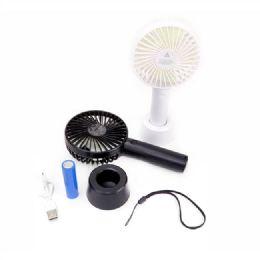 100 Units of Portable Fan - Electric Fans