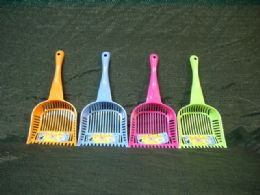 36 Units of CAT LITTER SCOOP LARGE - Pet Grooming Supplies