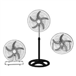 2 Units of 3 in 1 Industrial Stand Fan 18 inches - Electric Fans
