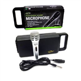 20 Units of Dynamic Microphone - Speakers and Microphones