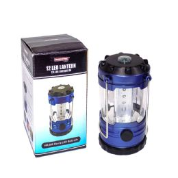 12 Units of 12 Led Lantern - Lamps and Lanterns