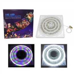 60 Units of 140 LED Christmas Lights - Lightbulbs