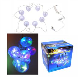 24 Units of LED Desktop Colorful Star Light - Lightbulbs