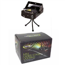 24 Units of Mini Laser Stage Lighting - Lightbulbs
