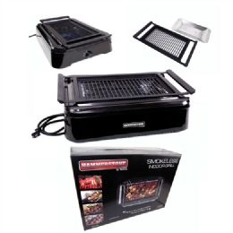 Smokeless Indoor Grill - BBQ supplies