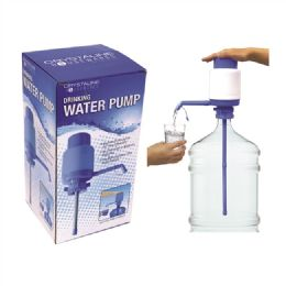 36 Units of Manual Water Pump - Drinking Water Bottle
