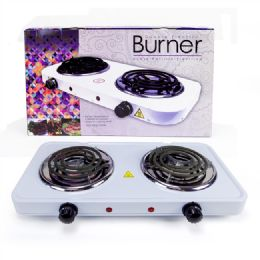 6 Units of Electric Double Burner Stove - Kitchen Gadgets & Tools