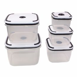 24 Units of Airtight Storage Container - Food Storage Containers