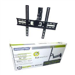 4 Units of TV Mount Bracket - Hooks