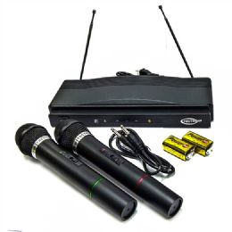 12 Units of Wireless Microphone with Receiver - Speakers and Microphones
