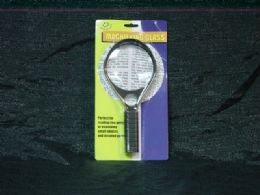 36 Units of Plastic Magnifying Glass - Magnifying  Glasses