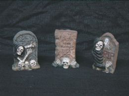 36 Units of Porch Halloween Tombstone - Halloween & Thanksgiving