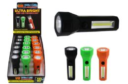 18 Units of Cob Led 1 Led Flashlight Ultra Bright - Flash Lights