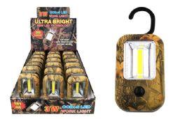 36 Units of Cob Led 5 Led Camo Worklight - Lightbulbs