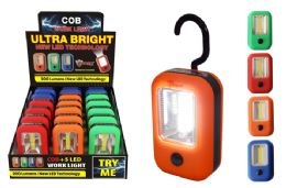 18 Units of Cob Led 5 Led Work Light Ultra Bright - Lightbulbs