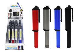 20 Units of COB LED Aluminum Pocket Light Ultra Light - Flash Lights
