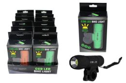12 Units of COB LED Bike Light - Lamps and Lanterns