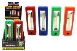 10 Units of COB LED BRICK WORKLIGHT ULTRA LIGHT - Lamps and Lanterns