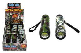 15 Units of COB LED CAMO FLASHLIGHT ULTRA BRIGHT - Flash Lights