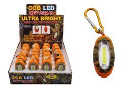 24 Units of COB LED CAMO KEYCHAIN ULTRA BRIGHT - Flash Lights