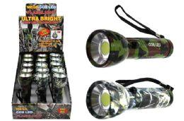 15 Units of COB LED CAMO MEGA FLASHLIGHT ULTRA BRIGHT - Flash Lights