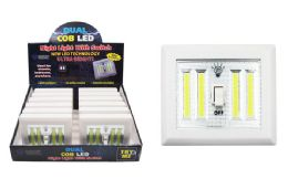 12 Units of Cob Led Dual Light Switch Ultra Bright - Lamps and Lanterns
