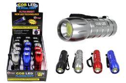 15 Units of COB LED FLASHLIGHT ULTRA BRIGHT - Flash Lights