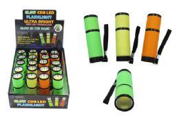 20 Units of COB LED GLOW FLASHLIGHT ULTRA BRIGHT - Flash Lights