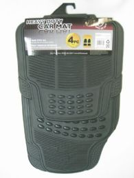 6 Units of Heavy Duty Car Mat - Auto Accessories
