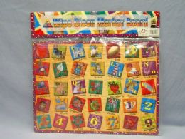 36 Units of Puzzle With Marker Board - Puzzles