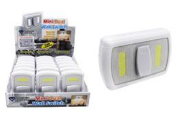 18 Units of COB LED MINI DUAL SWITCH ULTRA BRIGHT - Lamps and Lanterns